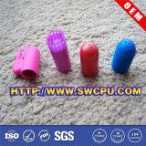 Petite virole industrielle en caoutchouc de silicones
