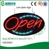LED Abierto Animated Window sesión (HSA0069)