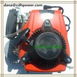 Gemotoriseerde Motor van het Gas van de Uitrusting van de Fiets 4 Slag 49cc