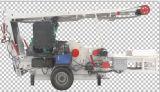 ディーゼルが付いているよりHengmeiよい移動式木製の砕木機