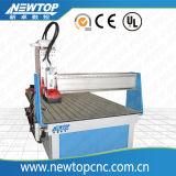 Incisione di CNC e tagliatrice per fare pubblicità