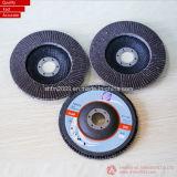 """4 """" Oxide de aluminio Flap Disc (3M y VSM Distributor)"""