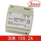 AC/DC Switching Power Supply Single Output 5V/12V/15V/24V/36V/48V con el CE RoHS 1 Year Warranty