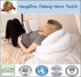 Ammortizzatore di maternità di grande misura di comodità di sonno del corpo di figura di C del cuscino incinto del sostenitore