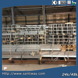 Quadrat geschweißtes Stahlrohr (BS-Standard)