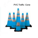 """道路の安全36 """"インチ適用範囲が広く柔らかいPVCトラフィックの円錐形"""