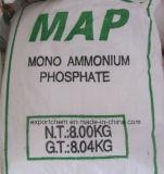 Промышленный фосфат удобрения 12-61-0 Monoammonium карты ранга