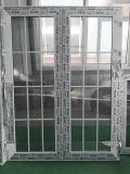 Guichet ouvert et porte extérieurs du matériel UPVC de l'Allemagne Roto