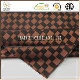 Дешево сплетенная ткань 100% сатинировки внутренней подкладки курток полиэфира