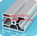 صنع وفقا لطلب الزّبون تصميم مختلفة يؤنود كروم ألومنيوم بثق قطاع جانبيّ ألومنيوم قطاع جانبيّ