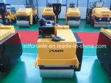 De hydraulische Dubbele Voet TrillingsWegwals van de Trommel voor Verkoop (fyl-S600C)