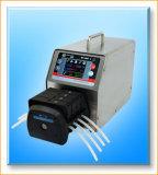 Intelligente zugeführte peristaltische Pumpe der Kanal-Bt100f-1 8 für medizinisches