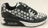 Chaussure courante de sport de Flyknit/PU pour Madame