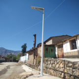 Réverbère solaire extérieur de 2016 lumières DEL de vente de lumière chaude neuve de jardin