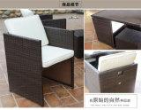 高品質の屋外の家具の藤のソファー