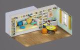 Новая самомоднейшая мебель комнаты изучения 2017 (zj-001)