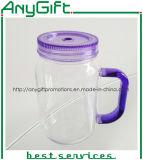 Copo plástico do pedreiro com cor e logotipo personalizados 03