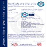 Hts1800 de Tand Ceramische Sinterende Oven van de Oven voor Zirconiumdioxyde