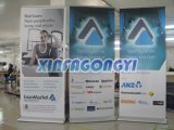 Напольное Stand Roll вверх по Banner, Custom Exhibition Roll вверх по Banner