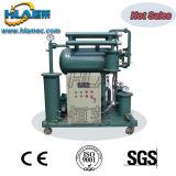 Système de rebut de nettoyage de filtre à huile de transformateur