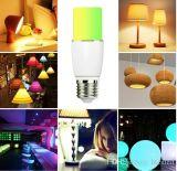 intelligente LED Birnen intelligentes Dimmable Partei-Licht des 6W Bluetooth 4.0 Telefon APP-Steuer