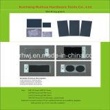 Protección de los ojos de soldadura de vidrio Negro para la máscara / de soldadura de vidrio para diferentes tamaños DIN9 DIN 10 DIN 11 / protector de cristal de soldadura / soldadura de cristal con buena calidad