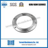 Fornitore dei pezzi meccanici di CNC di abitudine per la flangia dell'acciaio legato