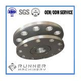 CNC стали углерода OEM подвергая /Aluminium механической обработке подвергая часть механической обработке путем поворачивать центр