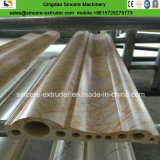 Linea di produzione decorativa rivestita di marmo dello strato del PVC espulsore di strato del PVC