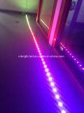 Pixel redondo de DC12V 30m m SMD 5050 RGB LED para la iluminación de la muestra