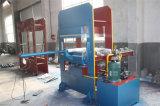Máquina de borracha da borracha da imprensa hidráulica do pára-choque