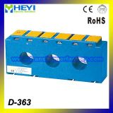 Measuring in drie stadia Current Transformer (D-363-400A) met Ce Approve