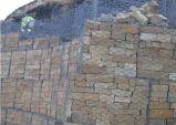 Maglia esagonale galvanizzata tuffata calda della casella di Gabion