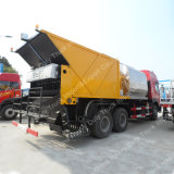 Der Wd 615 des Motor3 Bitumen-Verteiler-LKW Rad-Tanker-LKW-Kapazitäts-18m3