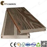 Decking ao ar livre WPC/Wood e revestimento composto plástico do Decking/engenharia