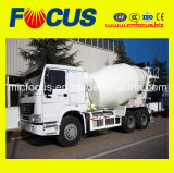 3-12m3 Concrete Mixer Lorry für Sale