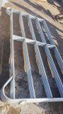 Поголовье загородки металла ограждает временно загородку
