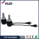 2016 Auto Accessory Car LED Headlight Kit H11 9007 H7 H13 H4 LED Farol