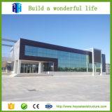 Centre commercial préfabriqué de structure métallique de coût bas