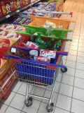 Sacchetto non tessuto riutilizzabile piegante del carrello di acquisto di drogheria del sacchetto del tessuto dei sacchetti per il supermercato