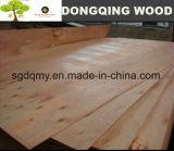 madera contrachapada de 3m m, madera contrachapada roja de la madera dura, hoja de la madera contrachapada de los muebles