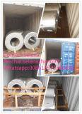 Bobine en acier galvanisée enduite d'une première couche de peinture conçue (PPGI/PPGL)/acier galvanisé enduit par couleur de marbre de PPGI/