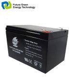 baterias recarregáveis do apoio da luz Emergency de bateria acidificada ao chumbo de 12V 12ah