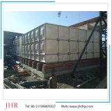 20 cylindres cubes à grande capacité SMC FRP Water Tank