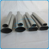 Pipe décorative d'acier inoxydable