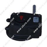 Xhw Peça-Gira a caixa de engrenagens operada manual do ferro de molde de Ductil