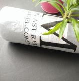 Carta velina su ordinazione di marchio, carta da imballaggio del pattino, carta velina stampata del pattino