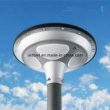 15W lámparas solares de la yarda del jardín del UFO LED