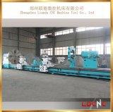 C61400高精度な水平の重い旋盤機械製造業者