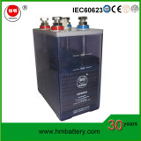 Tipo Pocket batería níquel- 1.2V 300ah de la tarifa media Battery/Ni-CD